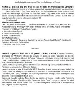 Memoria Aquileia