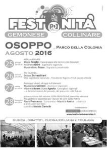 Osoppo 2016